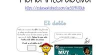 Ficha interactiva: el doble