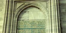 Detalle de mezquita Azul, Estambul, Turquía