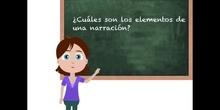 PRIMARIA - 5º - TEXTOS NARRATIVOS - LENGUA - ROCÍO