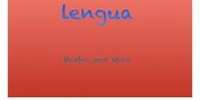 PRIMARIA 6ºB - LENGUA CASTELLANA Y LITERATURA - CONTENIDOS DE LENGUA https://mediateca.educa.madrid.org/documentos/5zuo41oj5zy8pybv