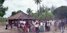 Aldea de Nacuxa, Mozambique