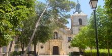 Torre del Palacio Iglesia de Goyeneche de Nuevo Baztán