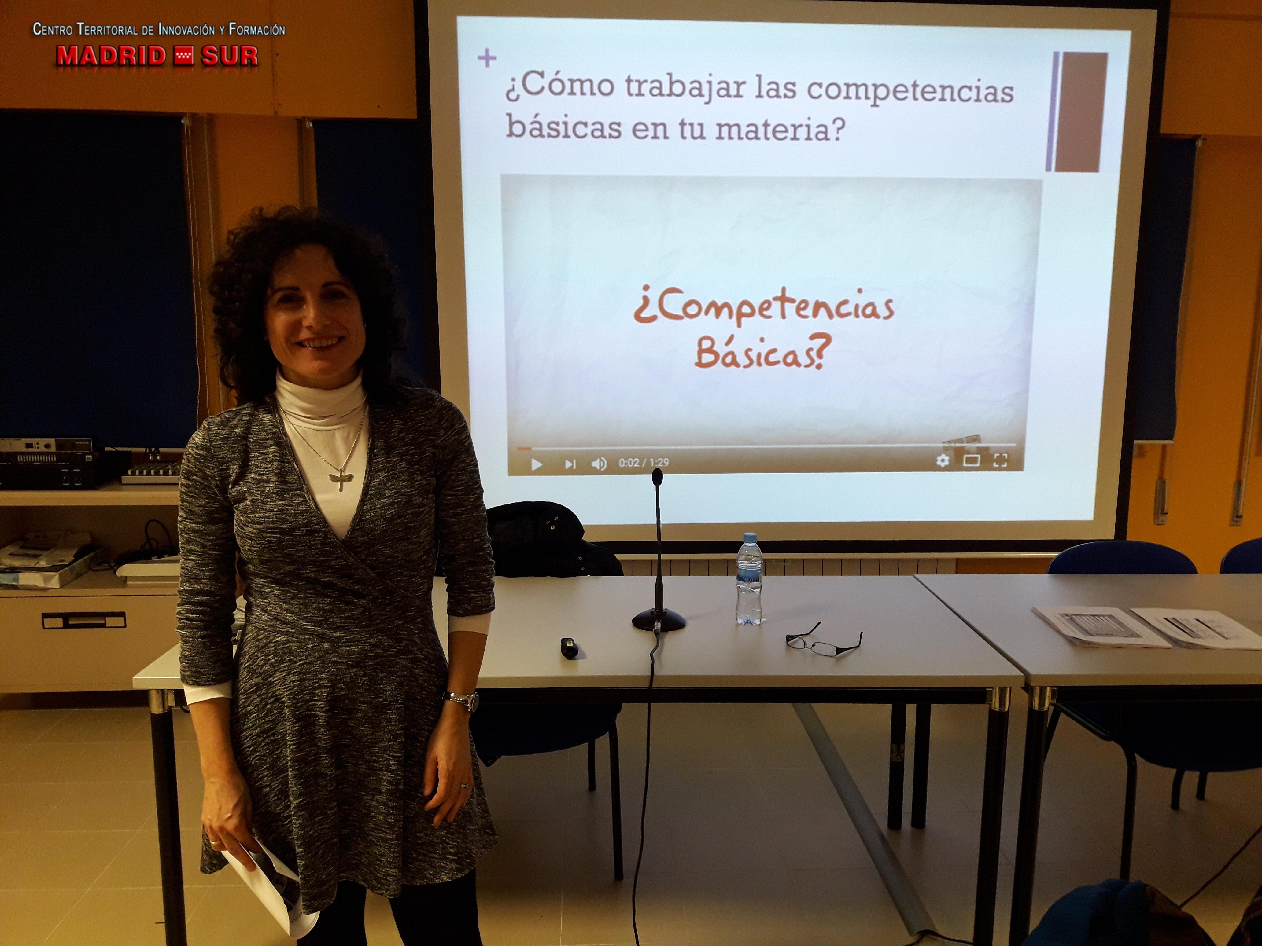 Ponencia de Dña. María Goretti Alonso de Castro