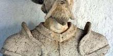 Busto de Don Quijote de la Mancha, Castilla-La Mancha