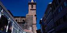 Iglesia de San Isidoro, Oviedo