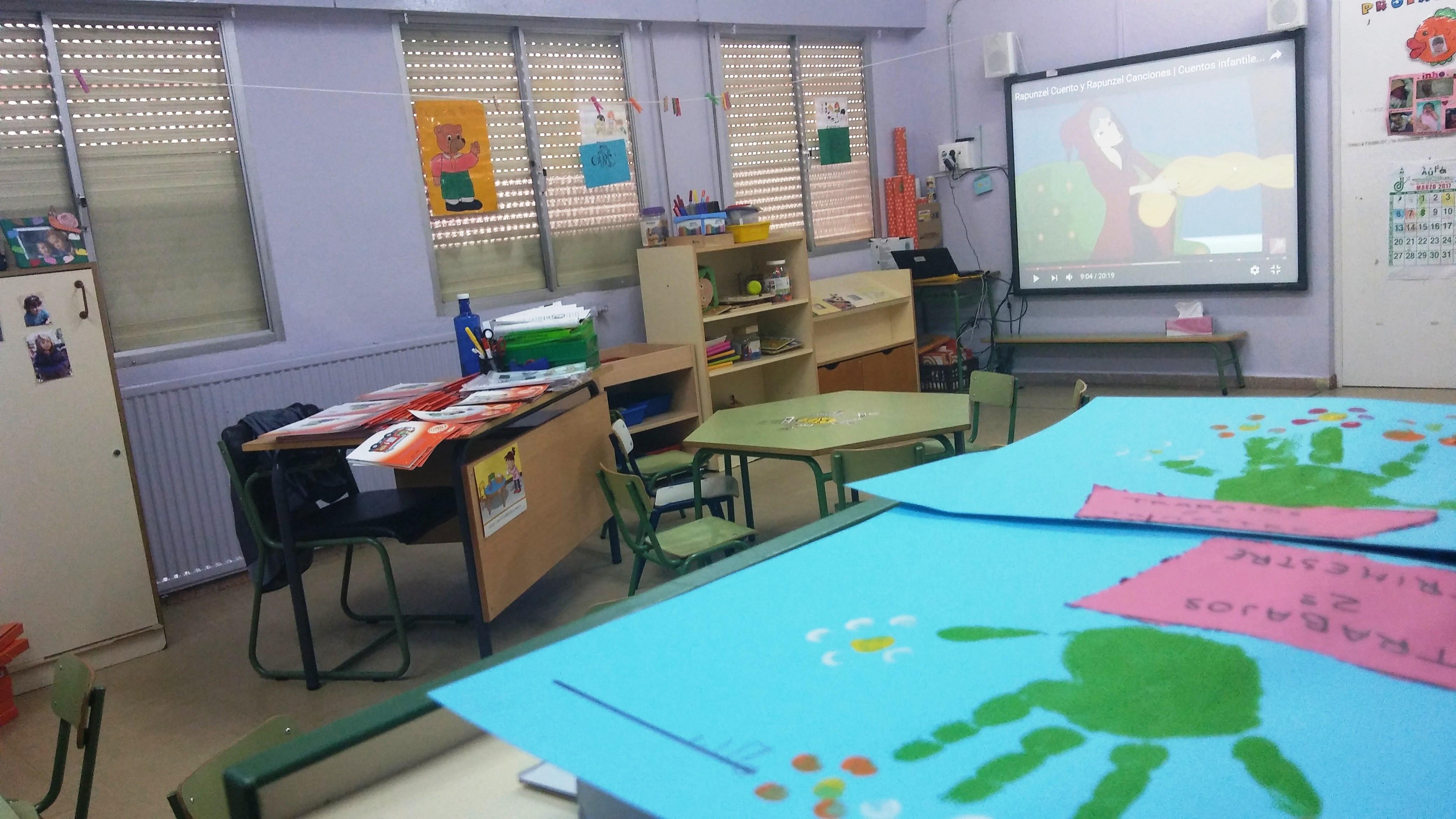 Aulas de Infantil 11