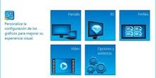 cómo entrar en el contenido del aula virtual