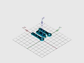 soporte transmision engranajes