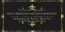 Descubriendo mis sentimientos. Compañía Arcoíris. CEIP Joaquín Costa.