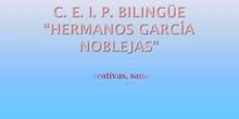 Bienvenidos al Ceip Hermanos García Noblejas