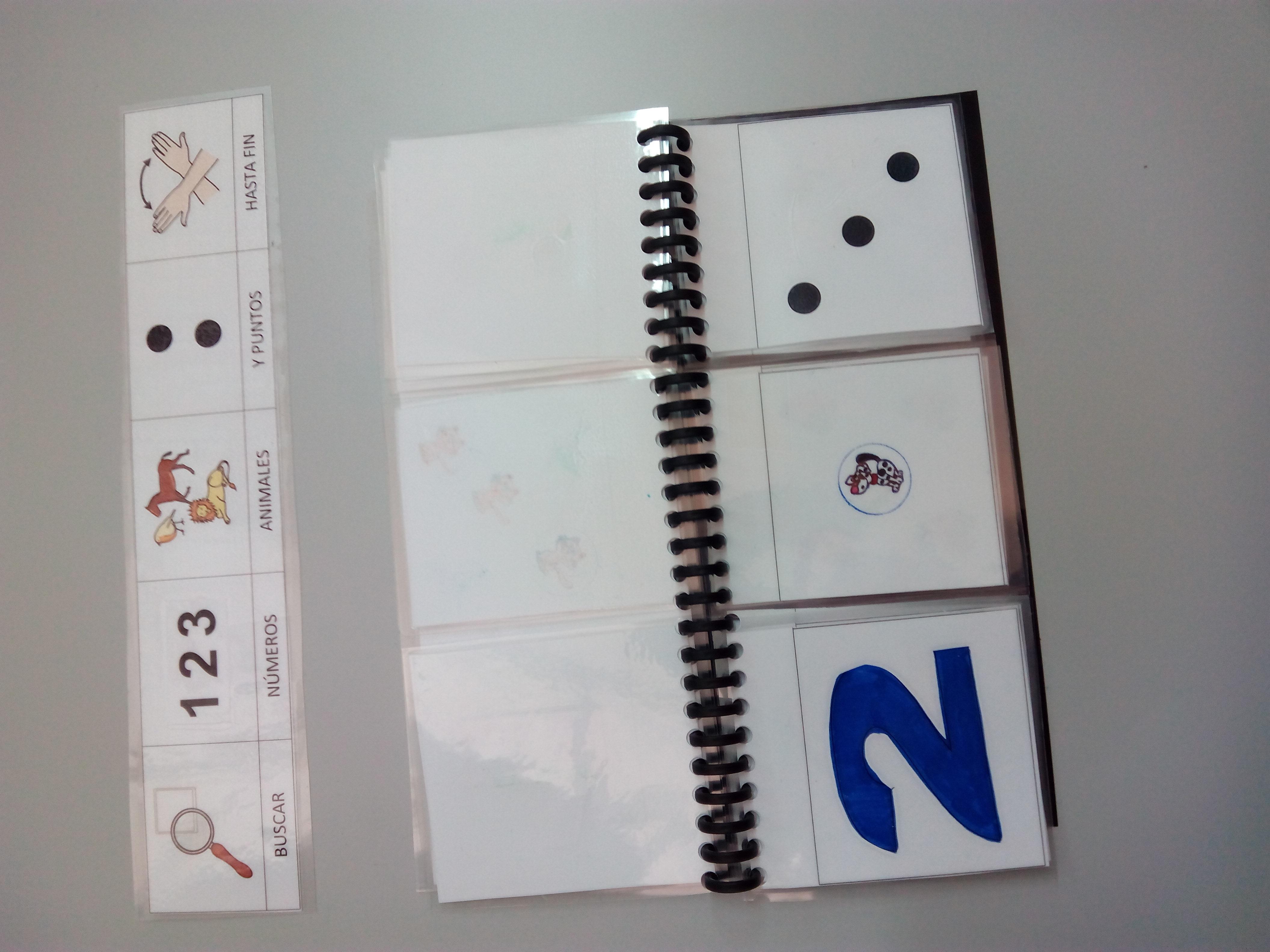 Seminario:material manipulativo para infantil y primaria adaptado a alumnos con T.E.A. 46