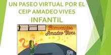 Jornada de Puertas Abiertas 2021 CEIP Amadeo Vives Paseo Virtual Educación Infantil