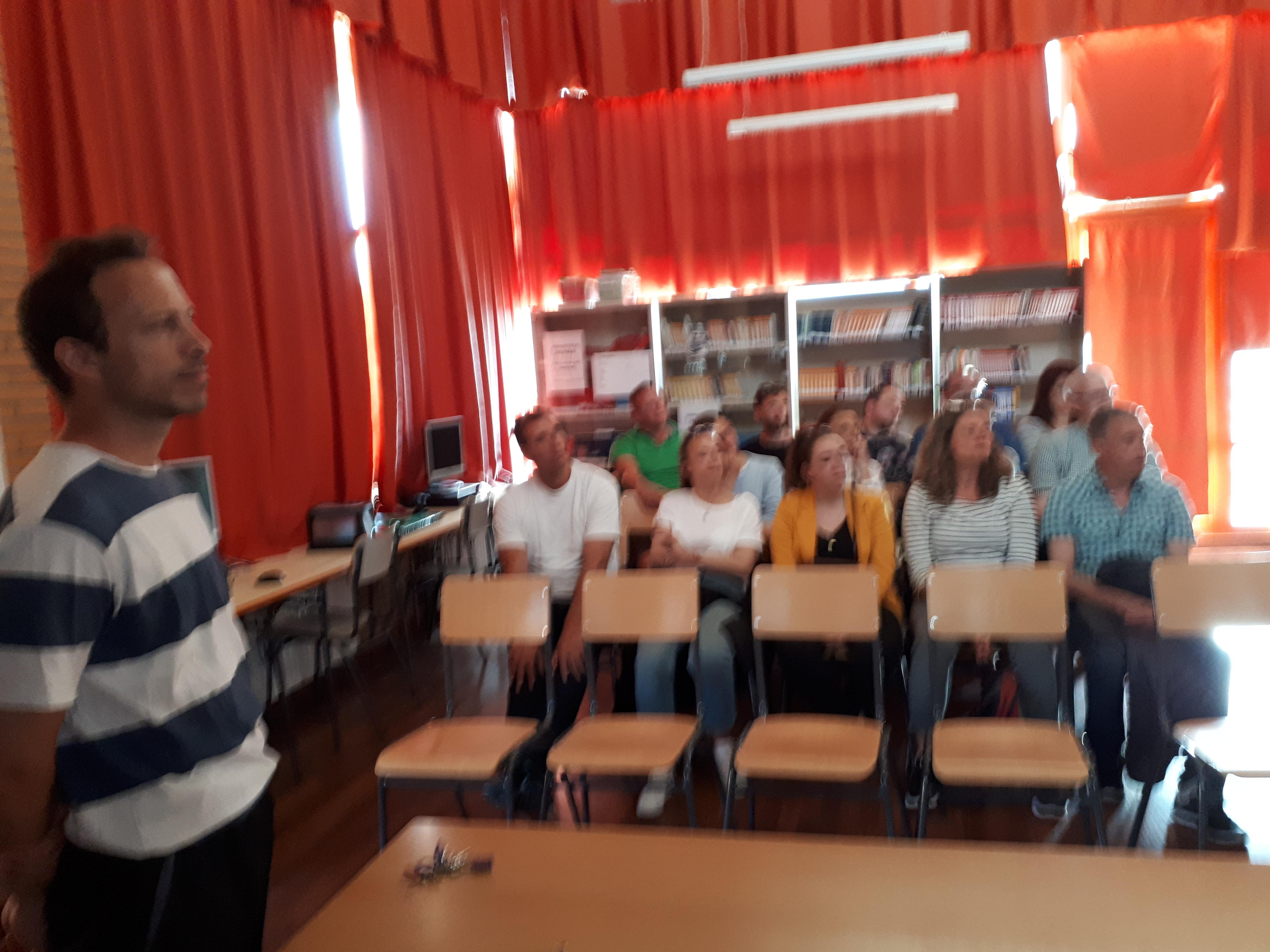 Visita profesores daneses 2018 2