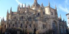 ábside de la Catedral de Segovia, Castilla y León