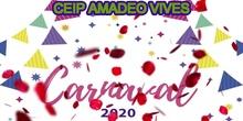 Carnaval 2020 Primaria