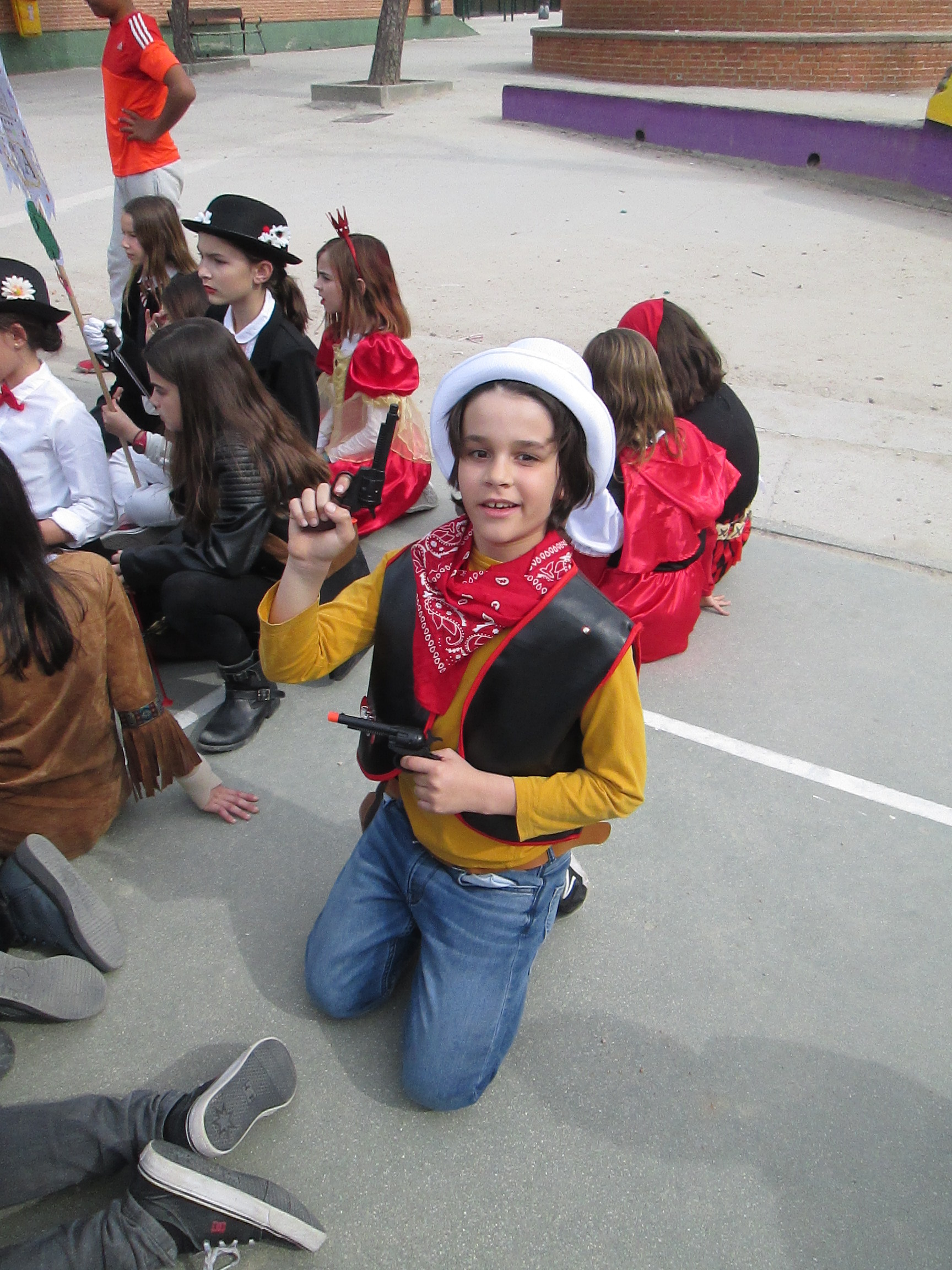 Carnaval 2019_5º C_CEIP Fernando de los Ríos_Las Rozas 5