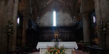 Altar de Catedral de Tuy, Pontevedra, Galicia