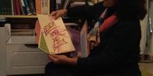 Libro de regazo de Carmen Tejero Diez grupo F