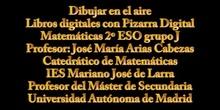 Libro digital con multimedia 2º ESO Matemáticas
