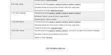 Plan de trabajo Pedagogía Terapéutica, 1º de Educación Infantil (AZUL)