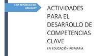 ACTIVIDADES PARA EL DESARROLLO DE COMPETENCIAS CLAVE