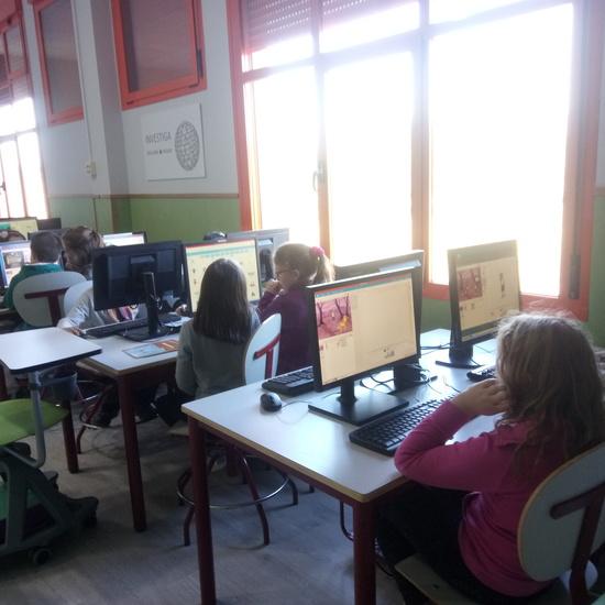 Estreno del aula XXI 9