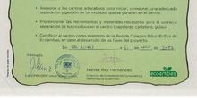 Contrato EcoEmbes_CEIP Fernando de los Rios_Las Rozas_2017-2018