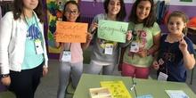 Jornadas Culturales 18-19. Escape Room. 3º - 6º 16