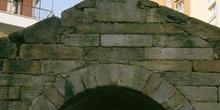 Vista de inscripción de La Foncalada, Oviedo, Principado de Astu