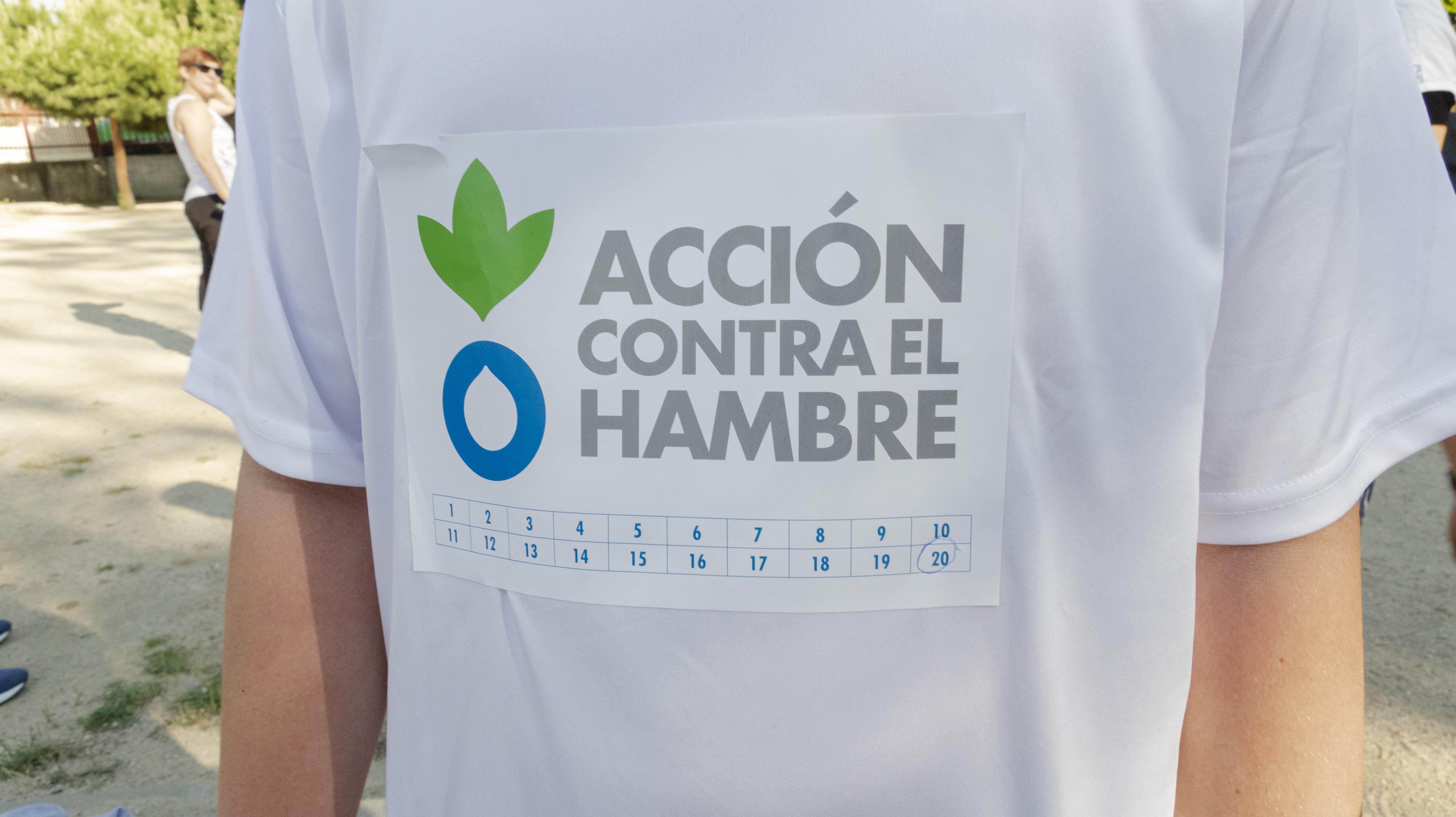 CARRERA CONTRA EL HAMBRE 2019