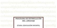 28049407 PROYECTO ESTIMULACIÓN DEL LENGUAJE