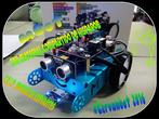 #cervanbot: mBot de Hisparob - Montaje y prueba de material compartido (grabado por alumnos)