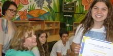 Entrega de diplomas Alumnos Ayudantes 7