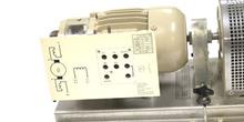 Generador de corriente continua con excitación derivación