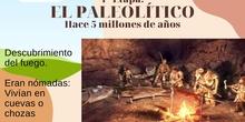 LA PREHISTORIA - 4º PRIMARIA - CEIP REPÚBLICA DEL URUGUAY