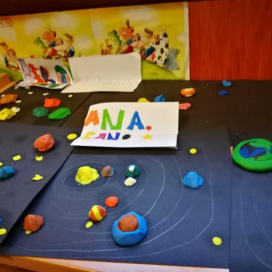 Exposición Sistema Solar - 2º Primaria 8