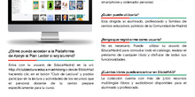 Información BiblioMAD para alumnos