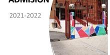 Admisión 2021