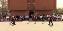 Actuaciones de 6º Educación Física 2014/15 (VIII)