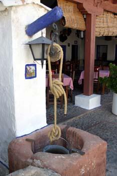 Pozo, Venta de Don Quijote, Puerto Lápice, Ciudad Real, Castilla