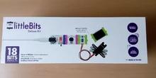 Probando LittleBits - Grupo 5 (arte multimedia)