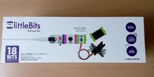 Probando LittleBits - Grupo 5 (arte multimedia)