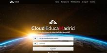 Cómo crear archivos en Cloud EducaMadrid