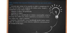 PRIMARIA - 6º - ANÁLISIS SINTÁCTICO - LENGUA - GUZMÁN y BERTA