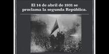 6º sociales la segunda república