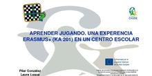 Aprender jugando. Una experiencia Erasmus+ (KA201)