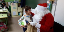 Santa Claus comes to School (III)