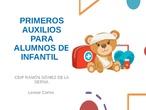 Primeros Auxilios Educación Infantil