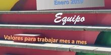 2019_01_Valor de Trabajo en Equipo_CEIP FDLR_Las Rozas