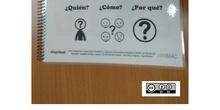 Material para trabajar responder preguntas quien como porque... (arasaac)